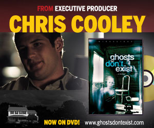 From Executive producer Chris Cooley - Ghosts Don't Exit